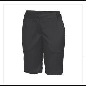 NWT Puma Tech Bermuda/ Golf shorts size 6